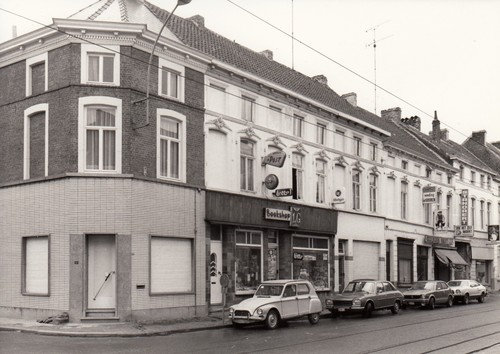Gent Ledeberg Hoveniersstraat 42-48
