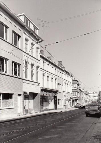 Gent Ledeberg Hoveniersstraat straatbeeld