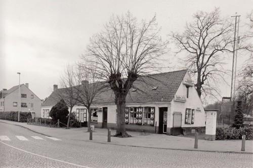 Gent Mariakerkeplein 8-9 Twee boerenarbeiderswoningen