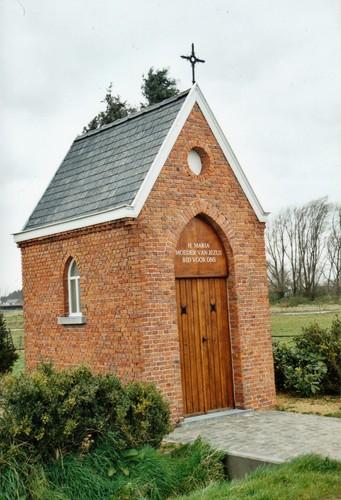 Gent Mendonk Mendonkdorp zonder nummer Onze-Lieve-Vrouwkapel