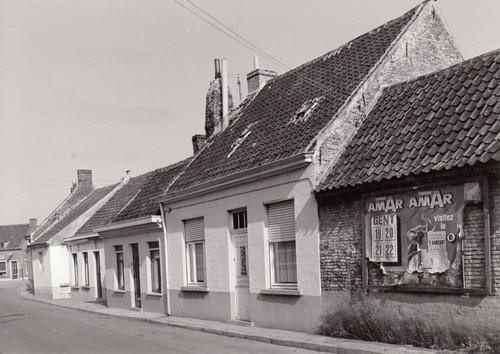 Gent Oostakker Groenehoekstraat 4-12 (anno 2014 gesloopt)