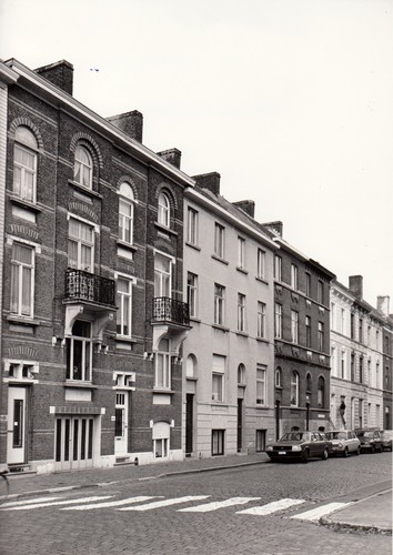 Gent Sint Amandsberg Aannemersstraat 3-23