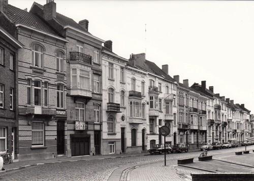 Gent Sint Amandsberg Aannemersstraat 40-74