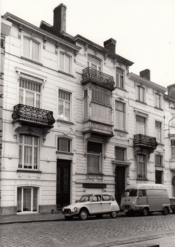 Gent Aannemersstraat 52-56