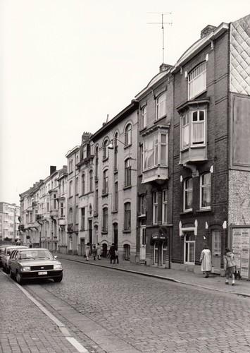 Gent Sint Amandsberg Aannemersstraat 8-34