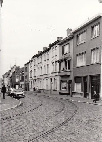 Gent Sint Amandsberg Aannemersstraat 134-148