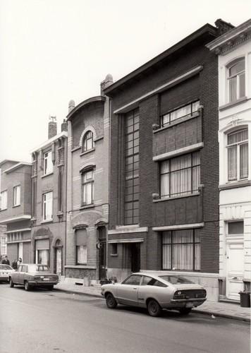 Gent Sint Amandsberg Adolf Baeyensstraat 1-9