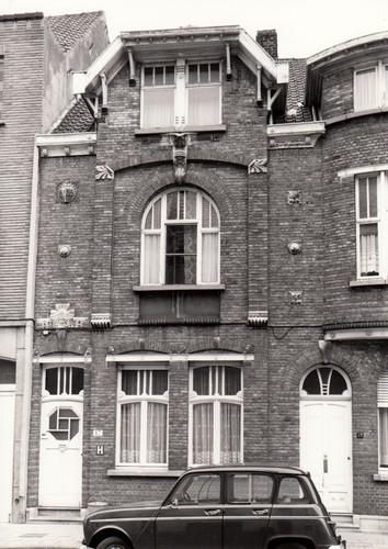Gent Sint Amandsberg Adolf Baeyensstraat 25