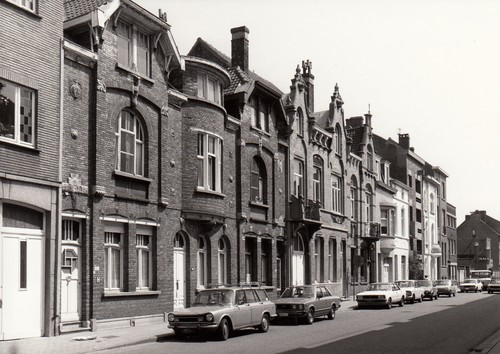 Gent Sint Amandsberg Adolf Baeyensstraat 25-51