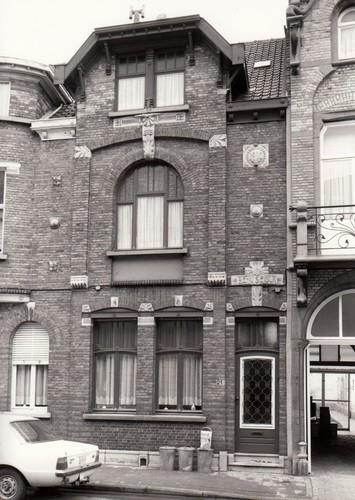Gent Sint Amandsberg Adolf Baeyensstraat 29