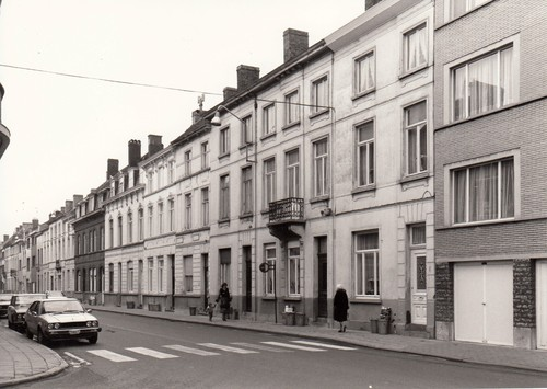 Gent Sint Amandsberg Adolf Baeyensstraat 2-46