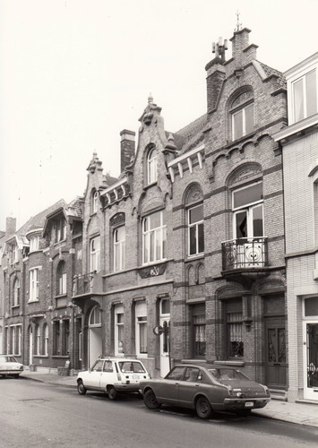 Gent Sint Amandsberg Adolf Baeyensstraat 25-35