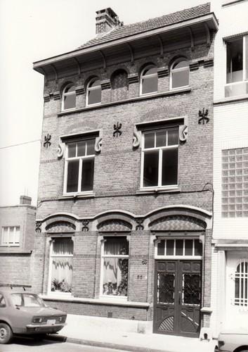 Gent Sint Amandsberg Adolf Baeyensstraat 61