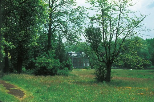 Park van Kwabeek voor de overname door de gemeente