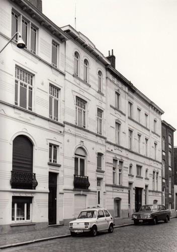 Gent Bouwmeestersstraat 29-37