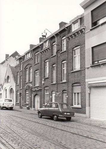 Gent Sint-Amandsberg Klinkkouterstraat 15-23