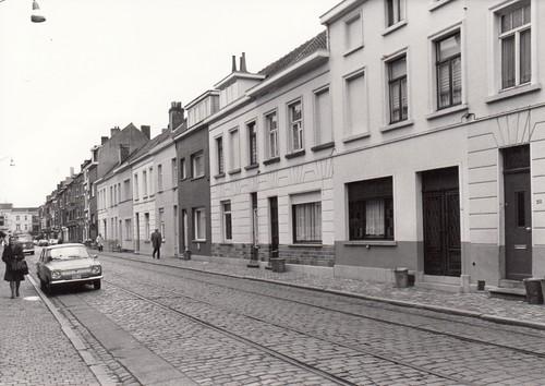 Gent Sint-Amandsberg Klinkkouterstraat straatbeeld