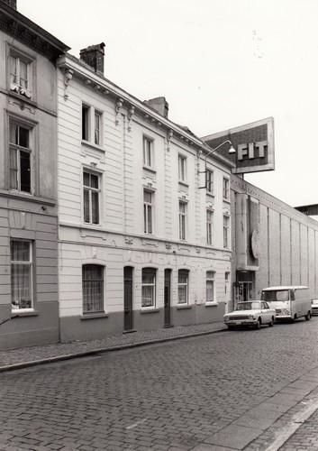 Gent Sint-Amandsberg Kunstenaarstraat 19-23
