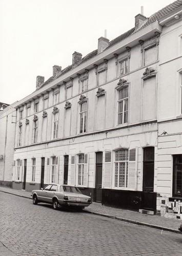 Gent Sint-Amandsberg Kunstenaarstraat 27-35