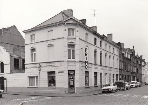 Gent Sint-Amandsberg Kunstenaarstraat 45-51