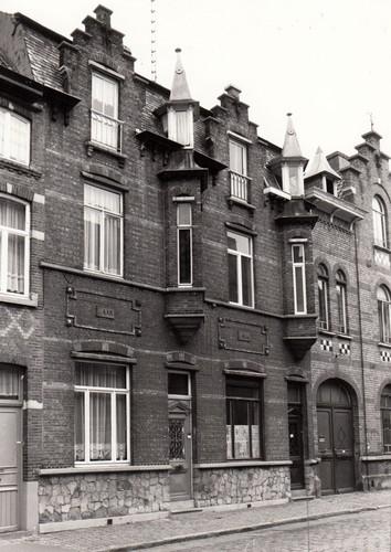 Gent Sint-Amandsberg Kunstenaarstraat 82-84