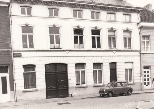 Gent Sint-Amandsberg Reginald Warnefordstraat 32-34