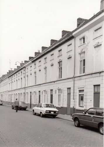 Gent Sint-Amandsberg Reginald Warnefordstraat 42-58