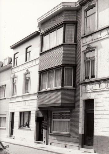 Gent Sint-Amandsberg Reginald Warnefordstraat 55 (anno 2014: nummer 57)