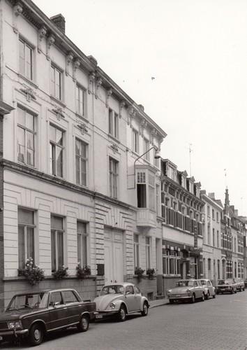 Gent Sint-Amandsberg Reginald Warnefordstraat 102-114