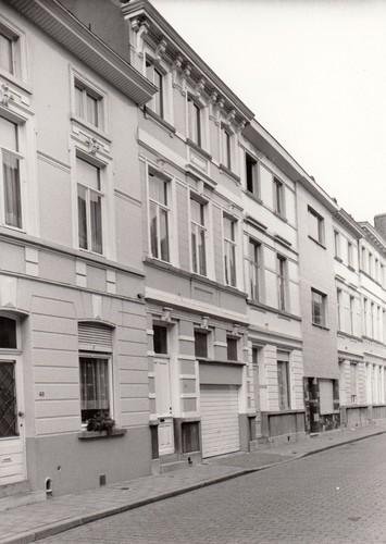 Gent Sint-Amandsberg Reginald Warnefordstraat 69-73