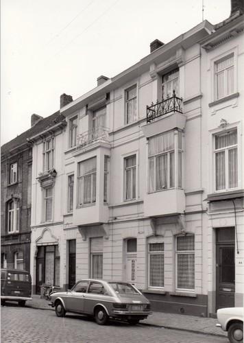 Gent Sint-Amandsberg Toekomststraat 46-48