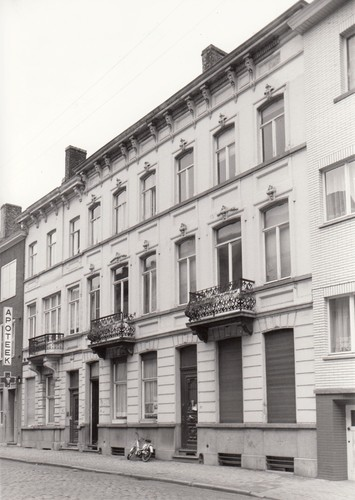 Gent Sint-Amandsberg Toekomststraat 51-57