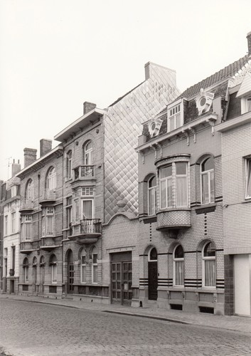 Gent Sint-Amandsberg Visitatiestraat 156-162