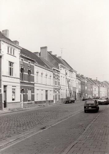 Gent Sint-Amandsberg Visitatiestraat 69-83