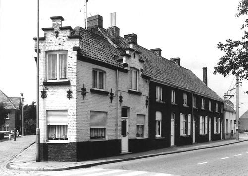 Gent Sint-Denijs-Westrem Loofblommestraat 83-91