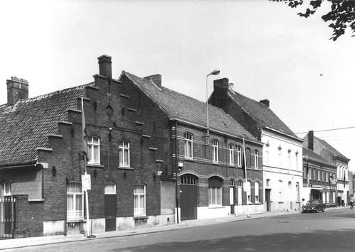 Gent Zwijnaarde Dorpsstraat 5-19