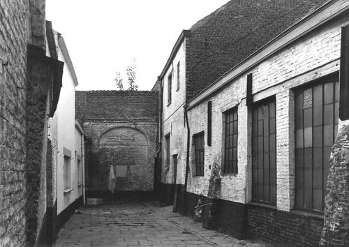 Gent Turrepoortsteeg, Oude Houtlei 30