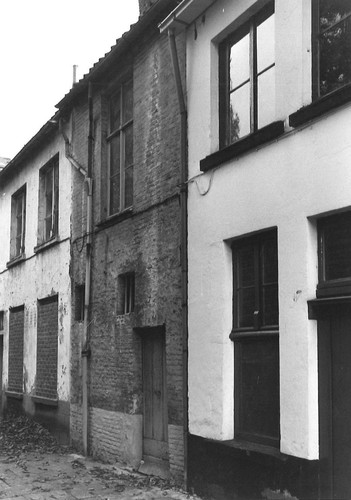Gent Turrepoortsteeg, Oude Houlei 18