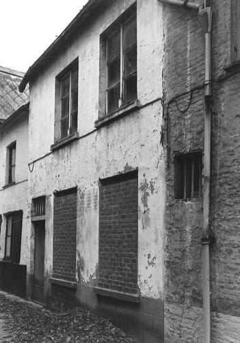 Gent Turrepoortsteeg, Oude Houtlei 14