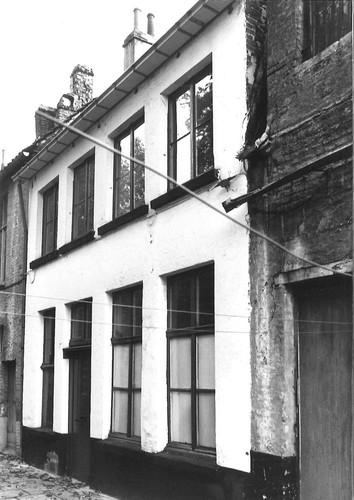 Gent Turrepoortsteeg, Oude Houtlei 18