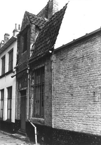 Gent Turrepoortsteeg, Oude Houtlei 20