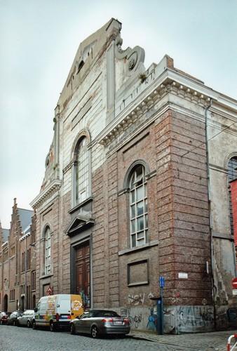 Gent Alexianenplein 1 (Posteernestraat)