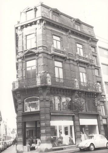 Gent Voldersstraat 2-4, Mageleinstraat 78-82