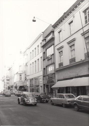 Gent Volderstraat 78, hoek Veldstraat