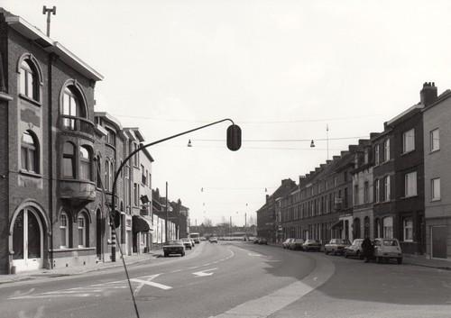 Gent Voskenlaan straatbeeld