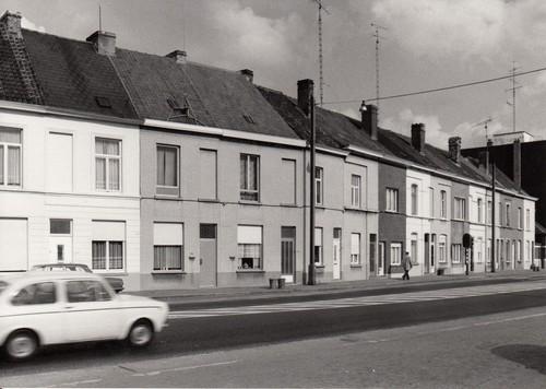 Gent Voskenslaan straatbeeld