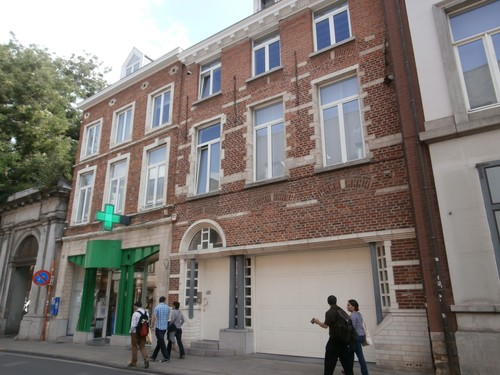 Leuven Naamsestraat 65-67