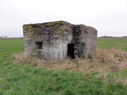 Middelkerke Oostendelaan zn bunkers