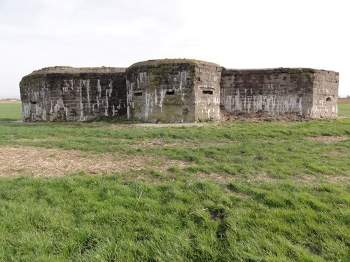 Middelkerke Rattevallestraat bunker