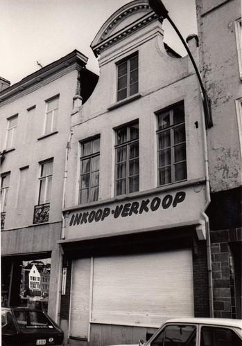 Gent Wijzemanstraat 3, Vrijdagmarkt 28 (deel)